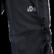Kétrészes szabadidő együttes fekete-fehér iDO Dodipetto