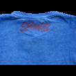 Kőmosott kék póló - iDO