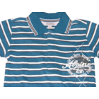 Pulóver kék csíkos Kanz