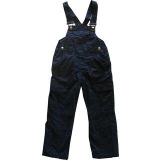 Bélelt kantáros nadrág fiú kék - Kanz