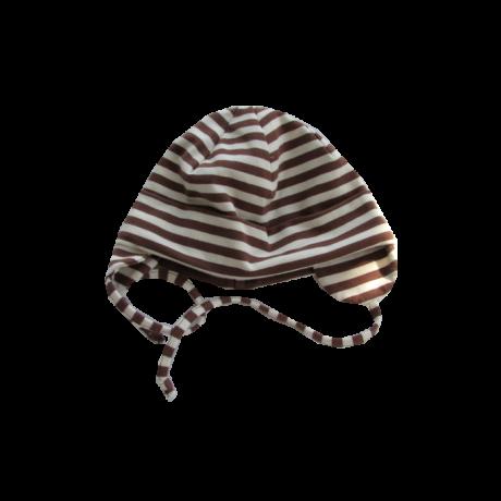Sterntaler sapka barna csíkos
