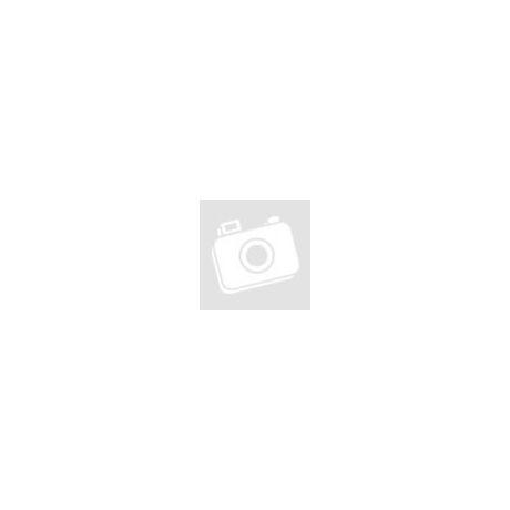 Esőkabát vízálló kék-fehér csíkos