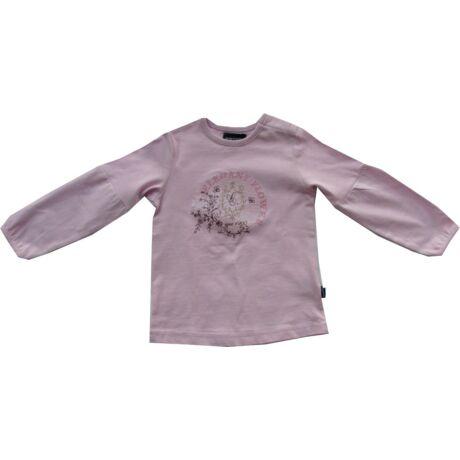 Flitteres lila pulóver - Kanz