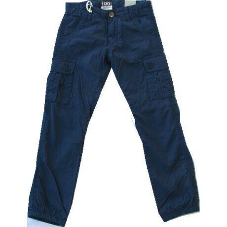 Kék sokzsebes nadrág - iDO