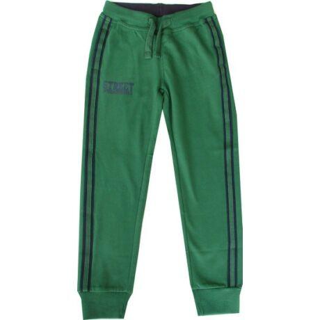 Szabadidőnadrág zöld-kék - iDO