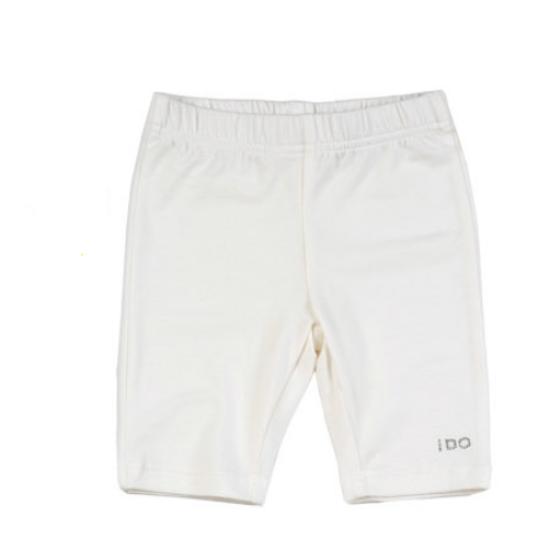 Leggings fehér rövid iDO