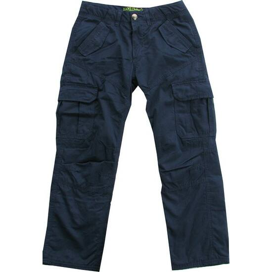 Bélelt nadrág kék - Kanz 5514d99969
