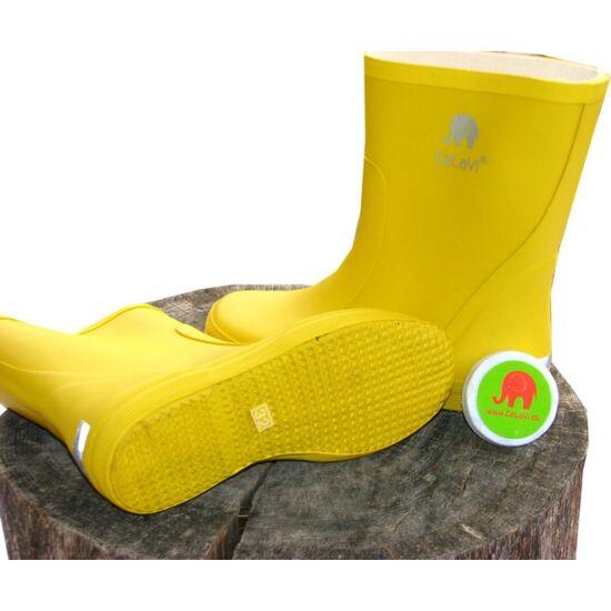 Gumicsizma sárga - CeLaVi