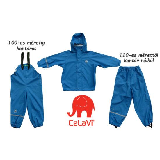 Kétrészes esőruha kék - CeLaVi