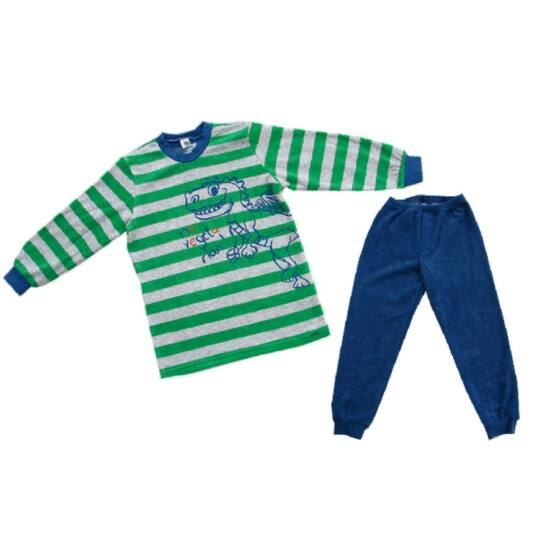 Dinós pizsama zöld - Kanz