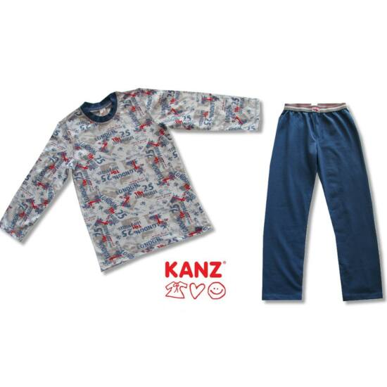 Pizsama brit - Kanz