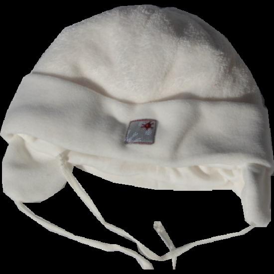 Sterntaler fehér sapka