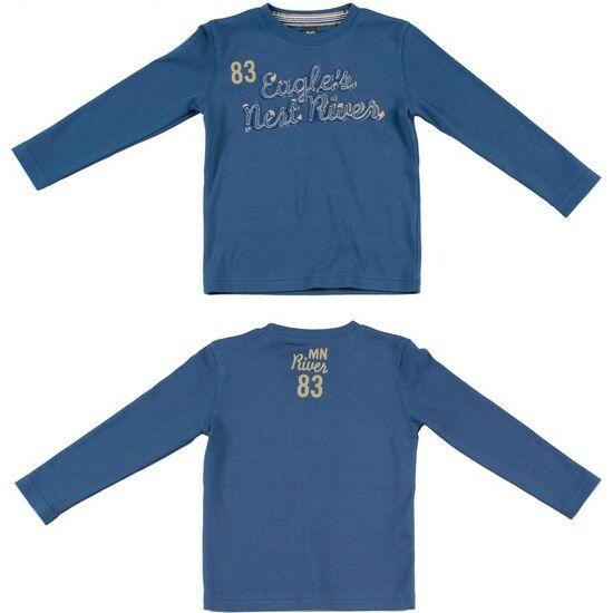 Unisex kék pulóver iDO Dodipetto
