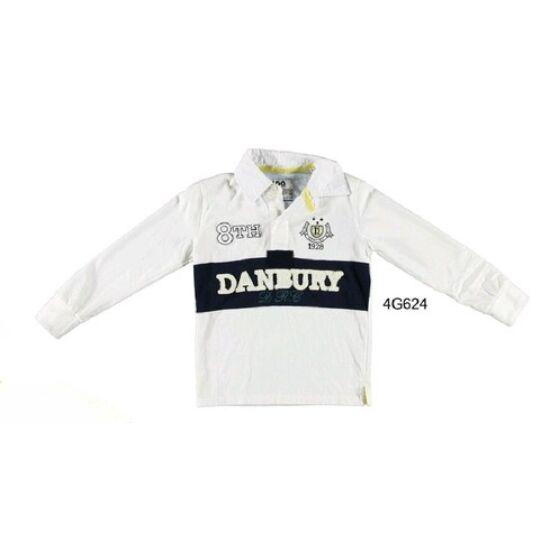 Galléros pulóver fehér iDO Dodipetto