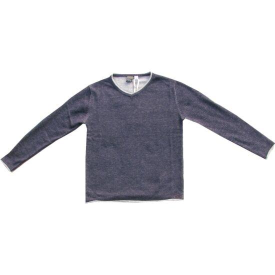 Kötött pulóver kék - iDO
