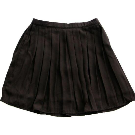 Fekete rakott szoknya - iDO