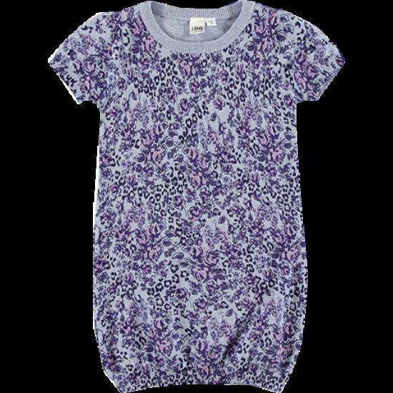 Pulóver lila leopárdos - iDO