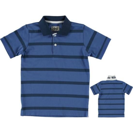 Galléros póló kék - iDO
