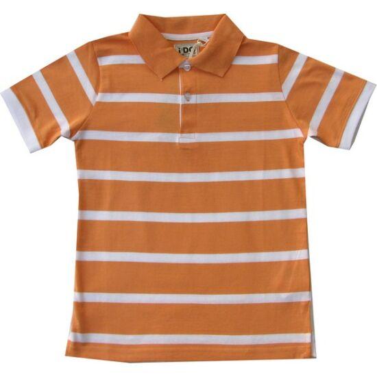 Galléros póló narancs - iDO