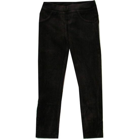Kord leggings fekete - iDO