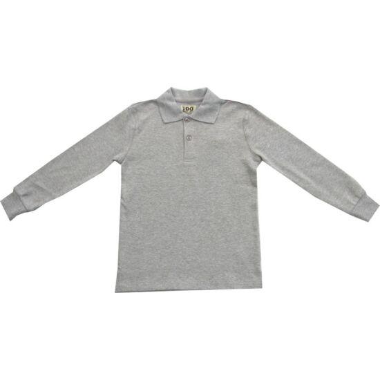 Galléros pulóver világosszürke - iDO