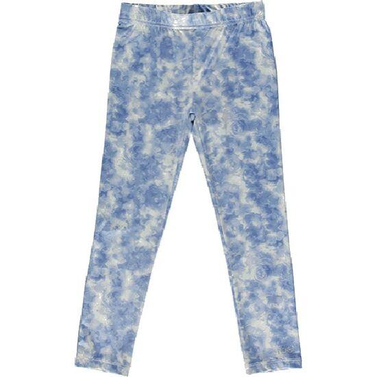 Leggings kék virágos - iDO