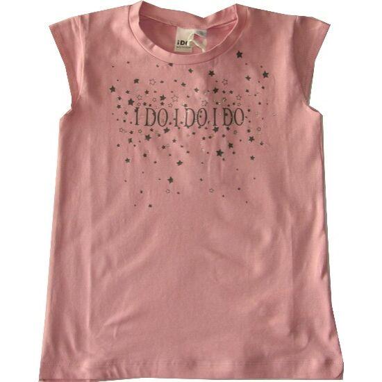 Rózsaszín póló - iDO