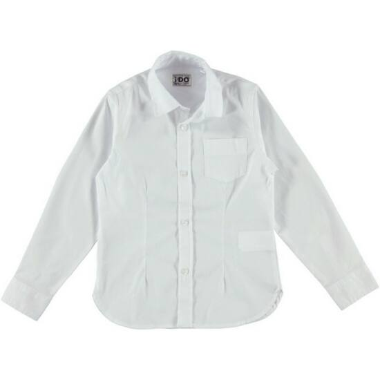 Fiú fehér ing - iDO