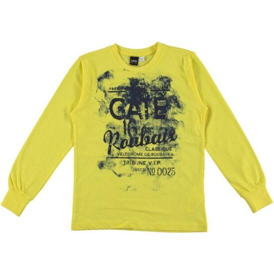 Fiú pulóver sárga - iDO