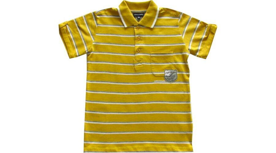 fd9273570a Galléros póló, fiú galléros póló, tiszta pamut póló, új gyermekruha ...