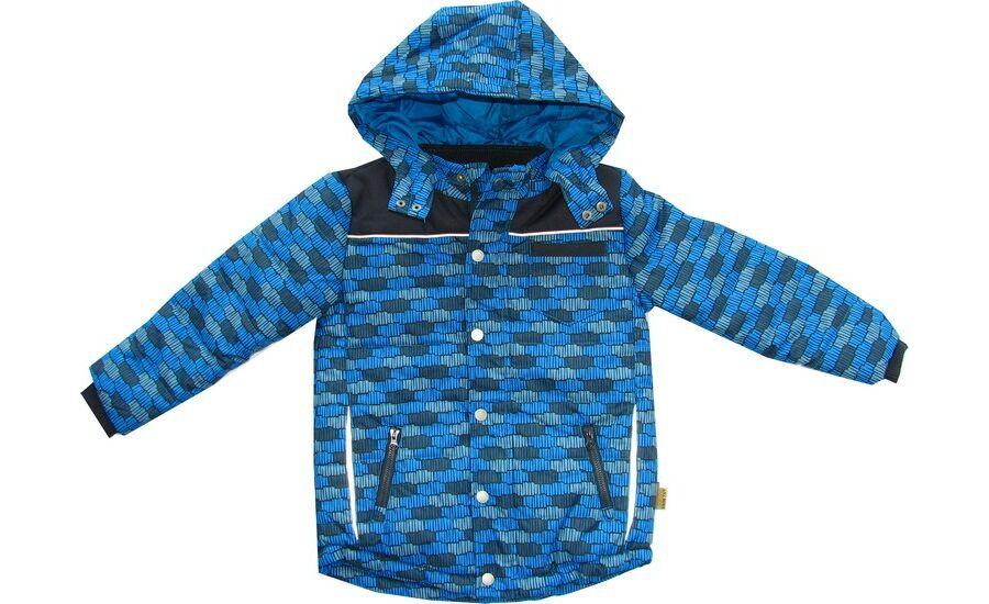 Kép 1 8 - Vízálló télikabát kék -Kanz 019176b0e8