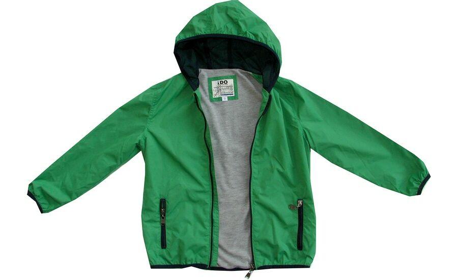 Rugby dzseki zöld - iDO 6d33914507