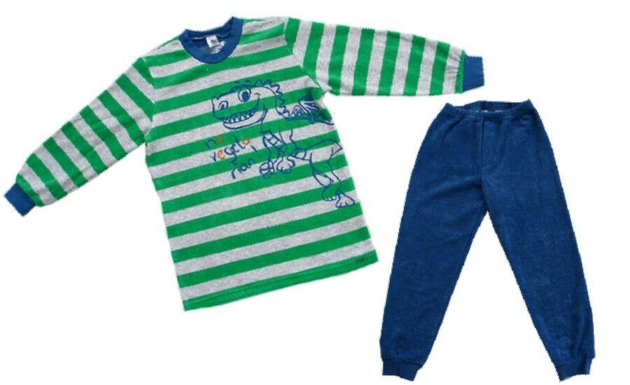 Kép 1 6 - Dinós pizsama zöld - Kanz 5661069e49