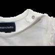 Ujjatlan póló fehér - Kanz