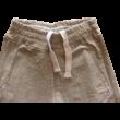 Pamut rövidnadrág világosszürke iDO