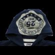 Kapucnis pulóver kék - iDO