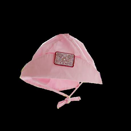 Sterntaler sapka rózsaszín tépőzárral