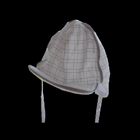 Sterntaler sapka szürke-fehér