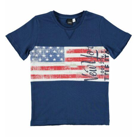 USA póló kék - iDO