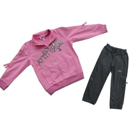 Kétrészes szabadidő együttes rózsaszín iDO Dodipetto