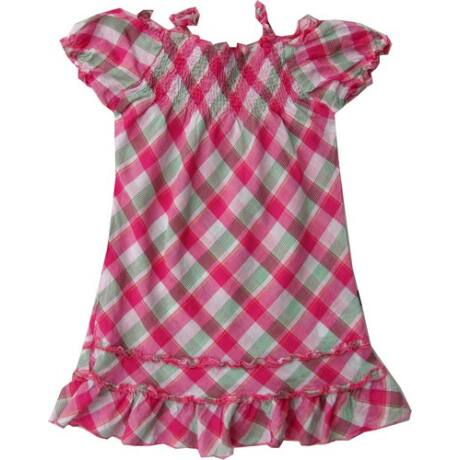 Nyári ruha pink Kanz