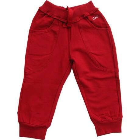 Szabadidőnadrág piros iDO Dodipetto