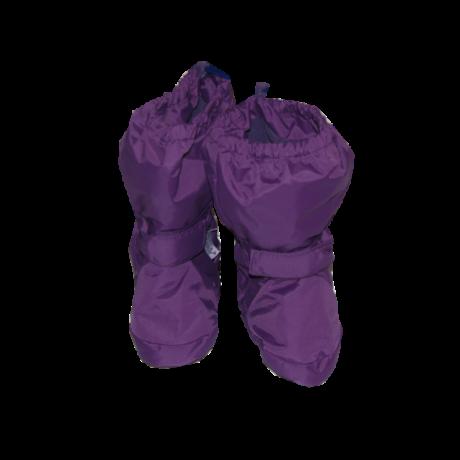 Orkán kocsicipő hosszúszárú lila Sterntaler